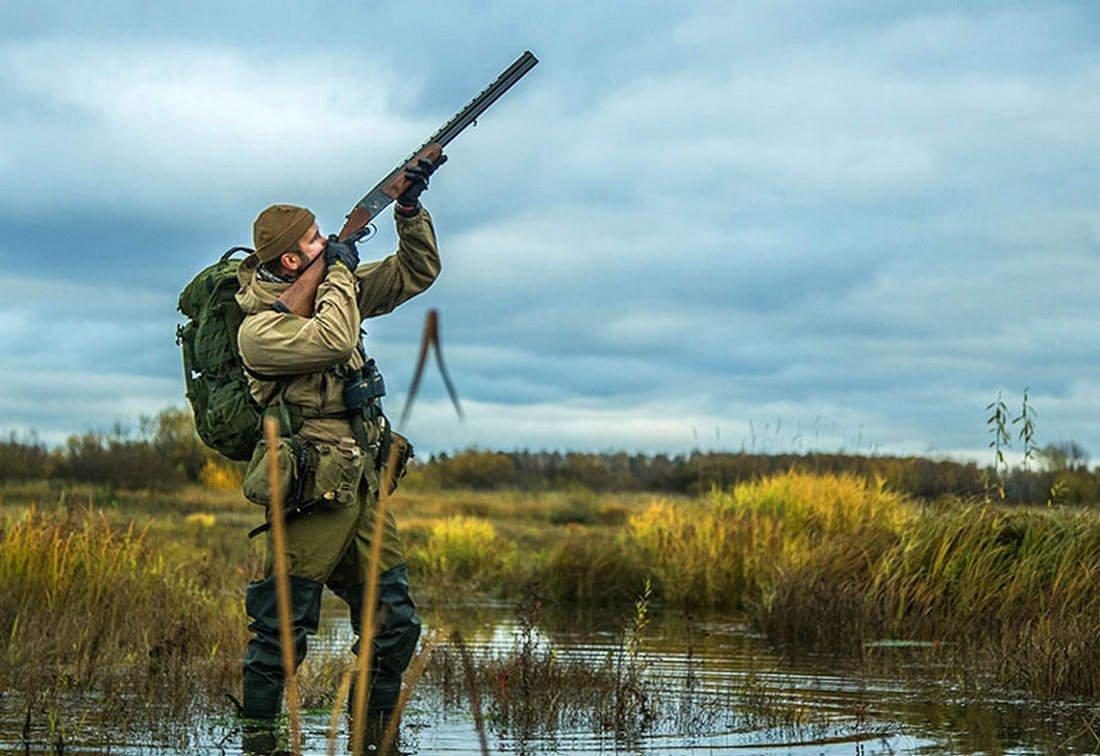 Разрешение на использование оружия для охотников.