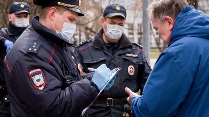 """Губернатор назначил должностных лиц, уполномоченных на составление протоколов за нарушение """"масочного"""" режима"""