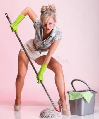 И вновь про влажную уборку